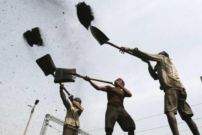 澳洲昆士蘭省批准印度公司採礦,引發爭議。(取自推特)