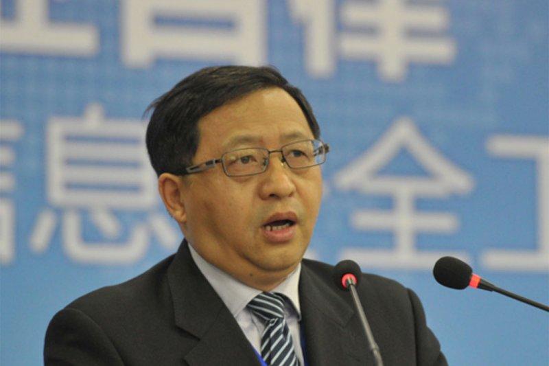 中國「網路防火牆之父」、全國人大代表、中國工程院院士方濱興(取自網路)