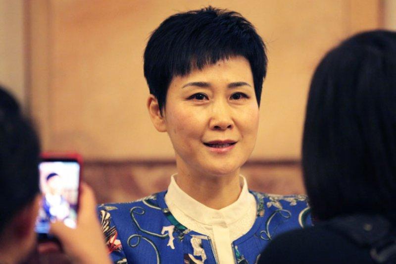 李鵬獨生女李小琳。