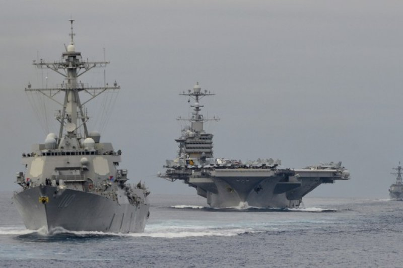 福特號是美國第三代核動力航空母艦,花費130億美元巨資打造,也是有史以來最貴的航母。