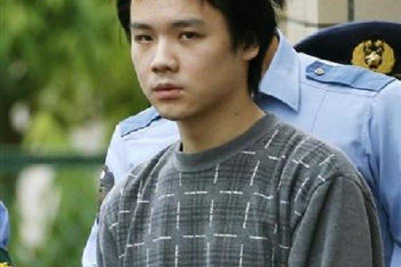 多年前涉嫌殺害日本7歲女童的台裔男子勝又拓哉。(翻攝網路)