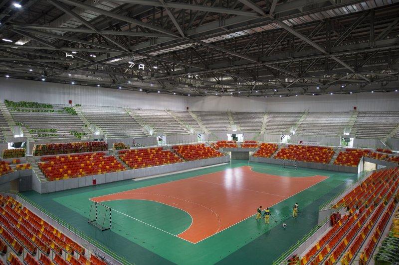 2016年巴西里約奧運,未來體育館(Future Arena)(美聯社)