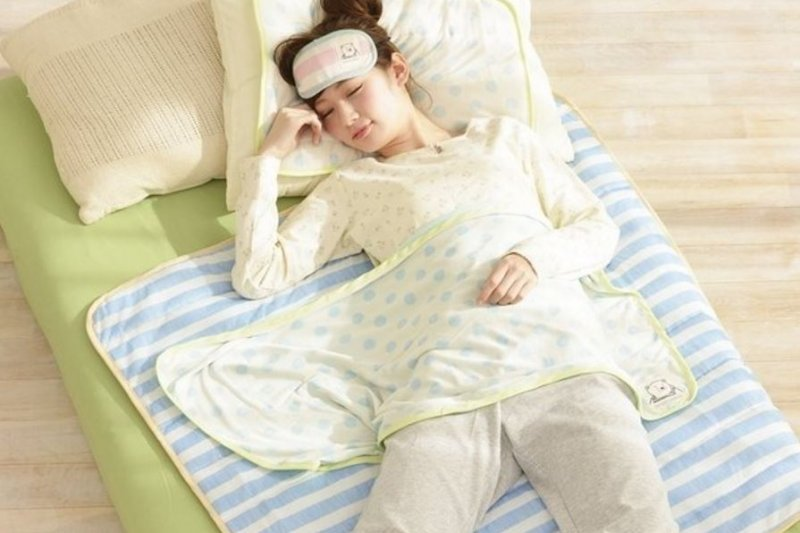 午睡10分鐘,就可以讓下午精神抖擻!(圖/Pinkoi)