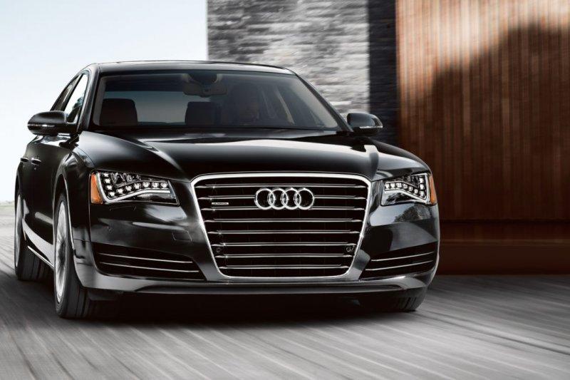 總統當選人蔡英文未來的座車,Audi A8 L 60 TFSI quattro(取自Audi官網)