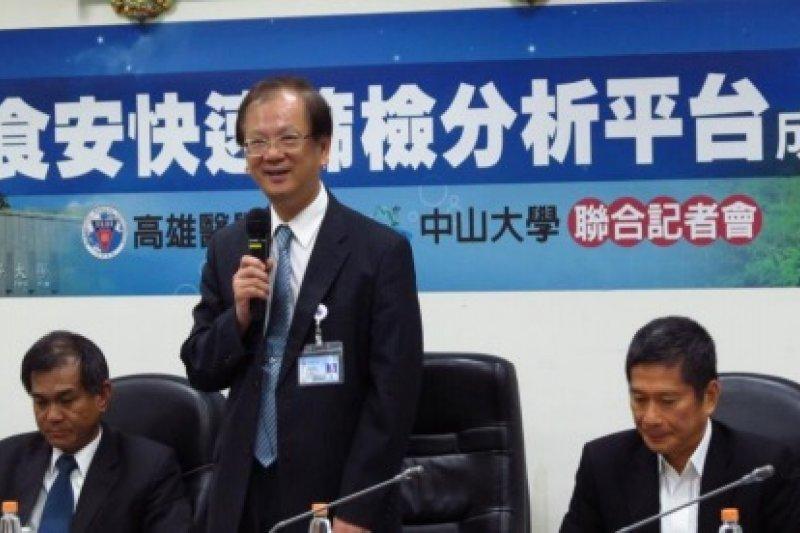 高醫大董事通過罷免校長法,校長劉景寬極為不水,學生會憂慮影響學習權益。(取自高雄醫學大學網站)