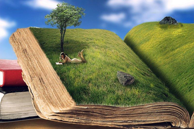 不妨給自己和孩子一個機會,利用繪本作為親子共讀的起點!(圖/Mattia Merlo@flickr)