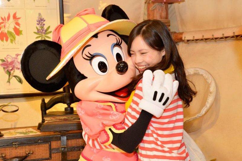 迪士尼到底如何實現人人滿意的魔法?(圖/東京ディズニーリゾート@facebook)