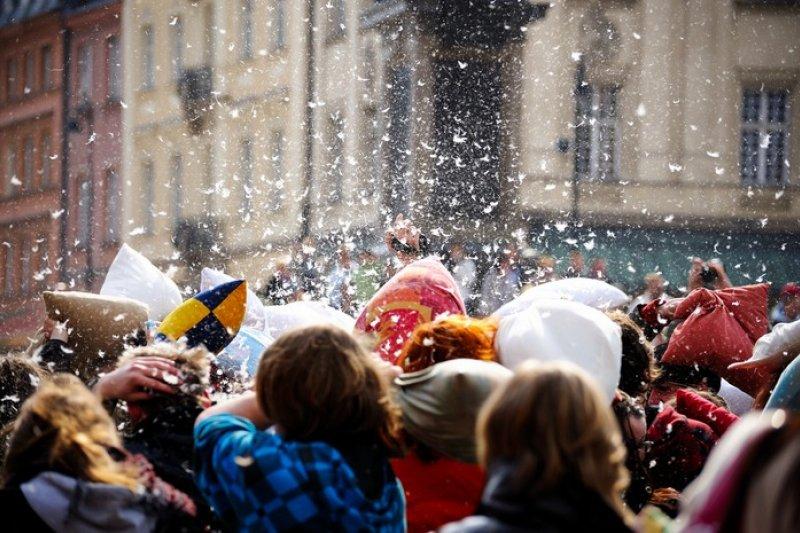 除了愚人節、兒童節,世界各地四月還有什麼節日呢?(圖/Kuba Bożanowski@flickr)