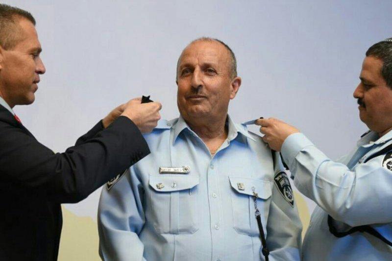 以色列將任命首位阿拉伯裔、穆斯林警官為警政署副署長。(圖/美聯社)