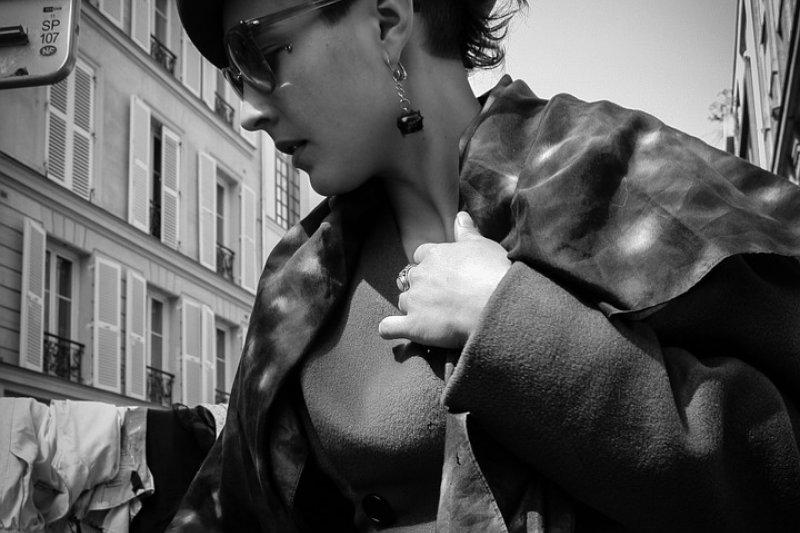 法國女人的時尚來自於做自己,不隨波逐流。(圖/pixabay)