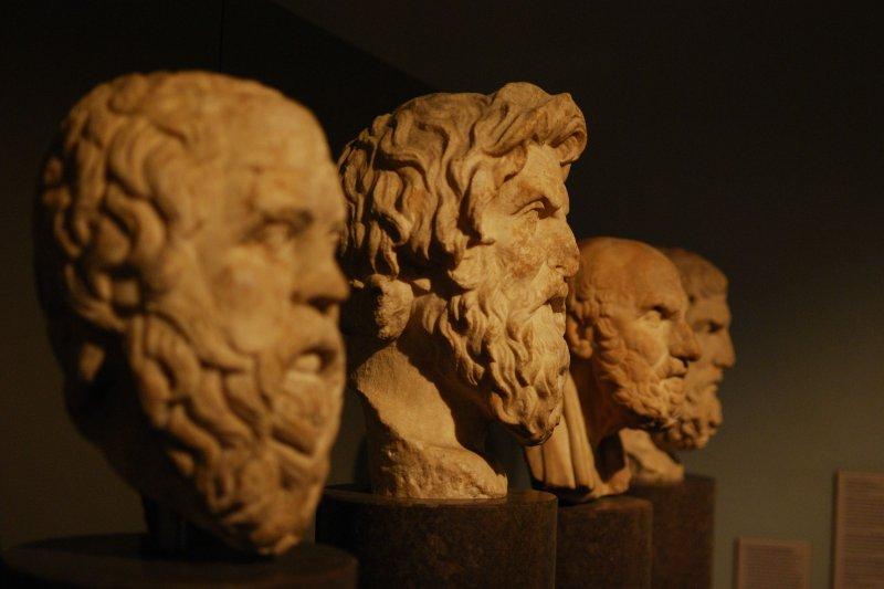 這些世界上知名的哲學家,他們的思想曾為人類社會帶來諸多影響。(圖/Matt Neale@flickr)