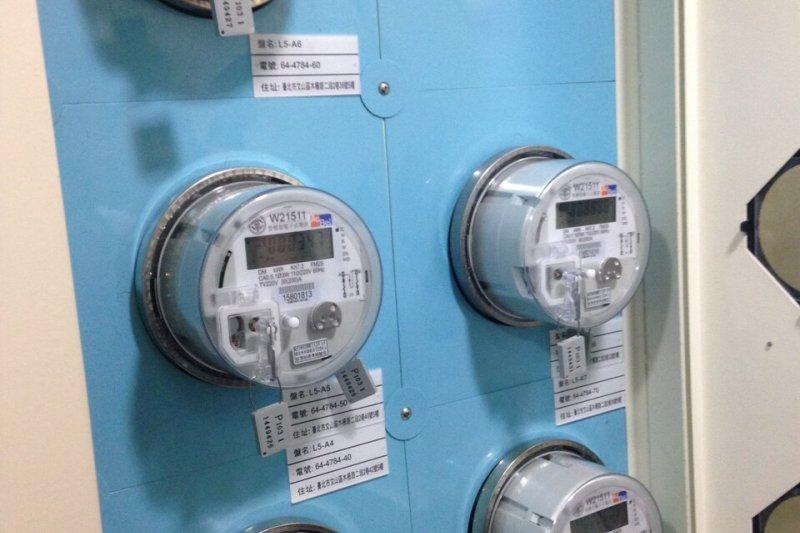 經濟部決定電價不漲,連半年後都釋出不漲的訊息。(資料照片,台電提供)