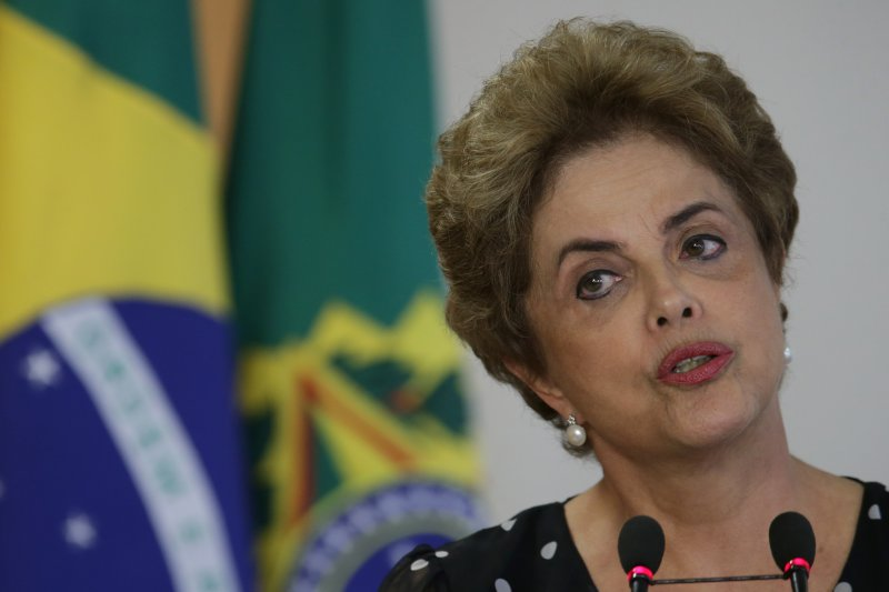 巴西總統羅賽芙(美聯社)