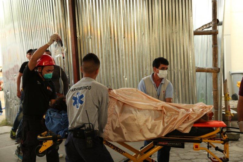 2016年4月16日,厄瓜多大地震(美聯社)