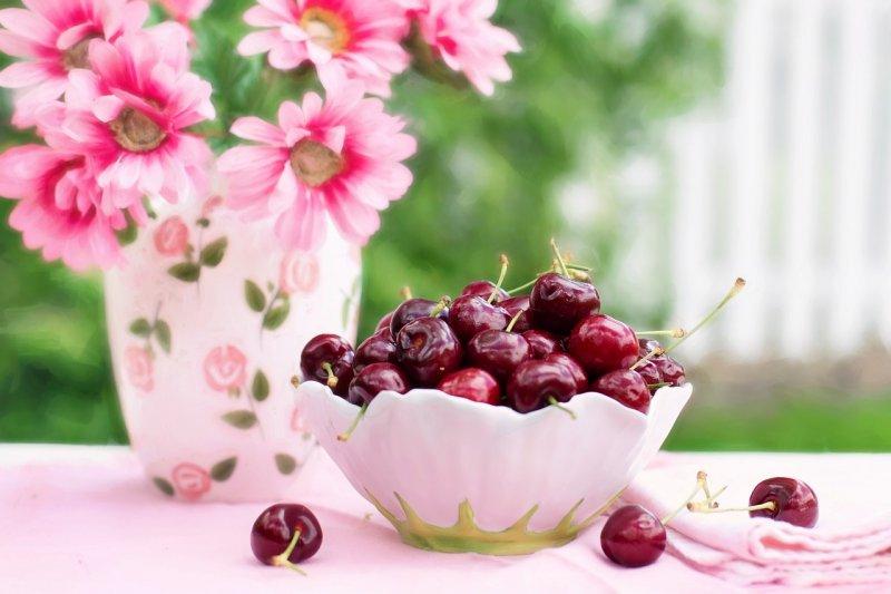 中醫師建議,穀雨時節想要養生可多補充紅色食物!(圖/jill111@pixabay)