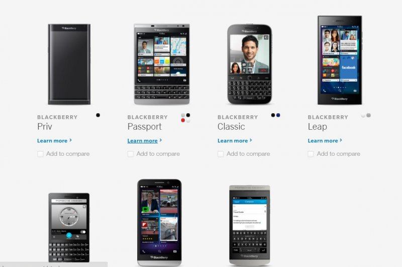 當蘋果公司首次推出iPhone 時,在智慧手機市場的市占率微不足道,當時黑莓機(BlackBerry)稱霸市場,然後我們都知道發生了什麼事。(資料照,取自官網)