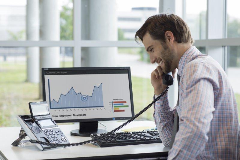 客戶就像你的伴侶,要怎麼溝通,他們才會有安全感呢?(圖/NEC Corporation of America @flickr)