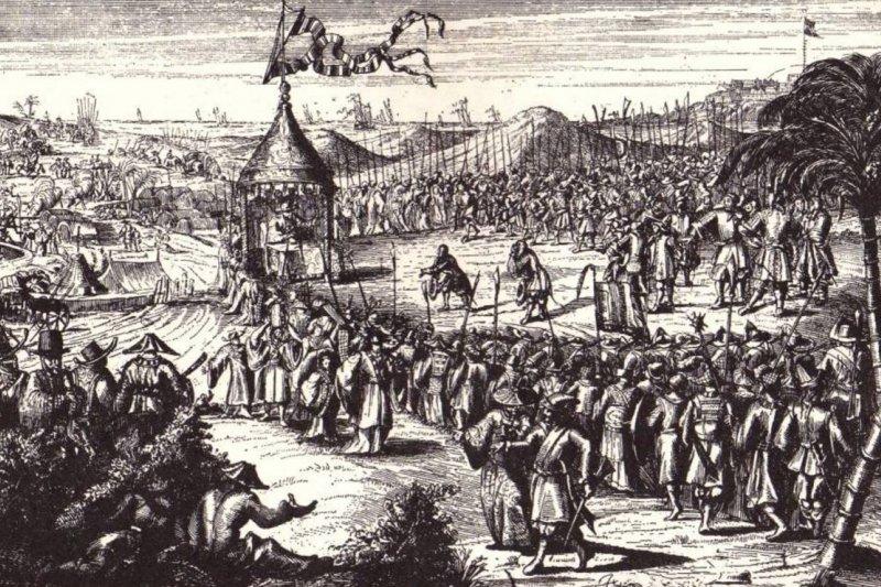 鄭成功有十倍兵力,卻打了好幾個月還打不下揆一領導的荷軍(圖/wikipedia)