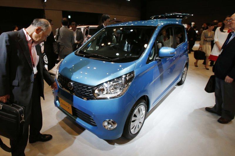 日本三菱汽車爆出油耗測試醜聞,重創品牌形象(美聯社)