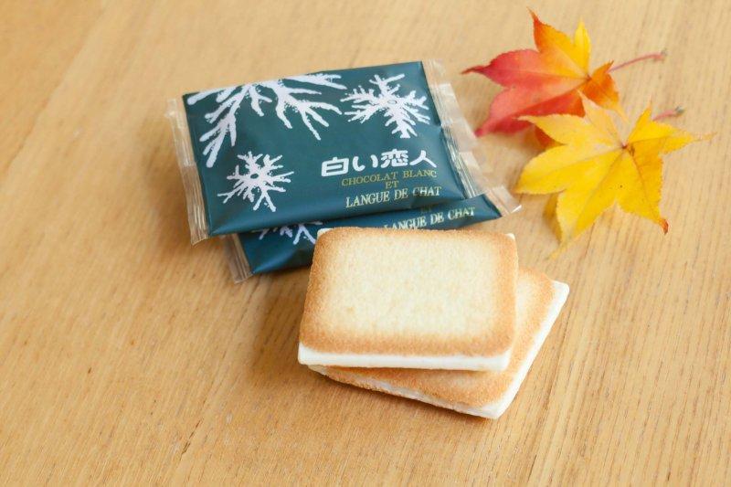 白色戀人是許多遊客到日本必買的伴手禮之一(取自石屋製菓株式会社臉書)