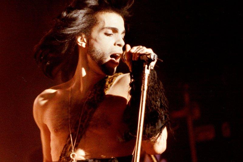 王子的華麗演唱風格已成絕響。(美聯社)