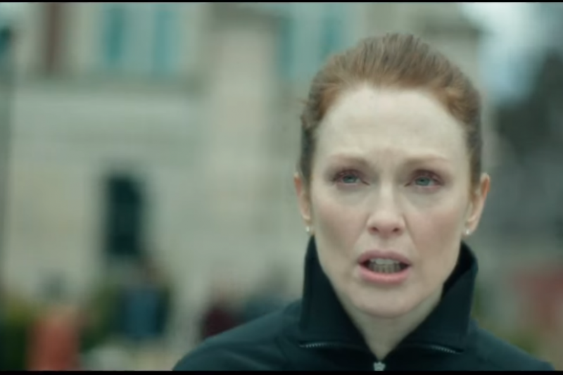 電影《想念我自己》中的主角正歷經阿茲海默症發病過程(取自YouTube)