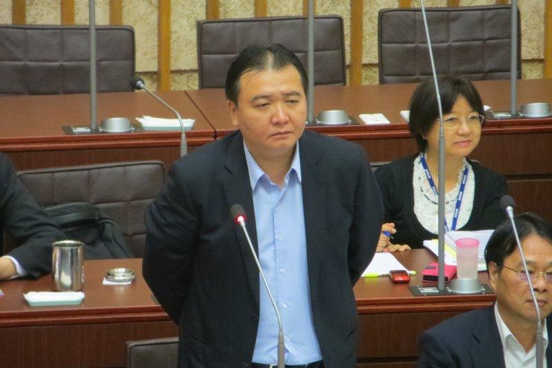 20160429-高雄市副市長許立明(楊伯祿攝)
