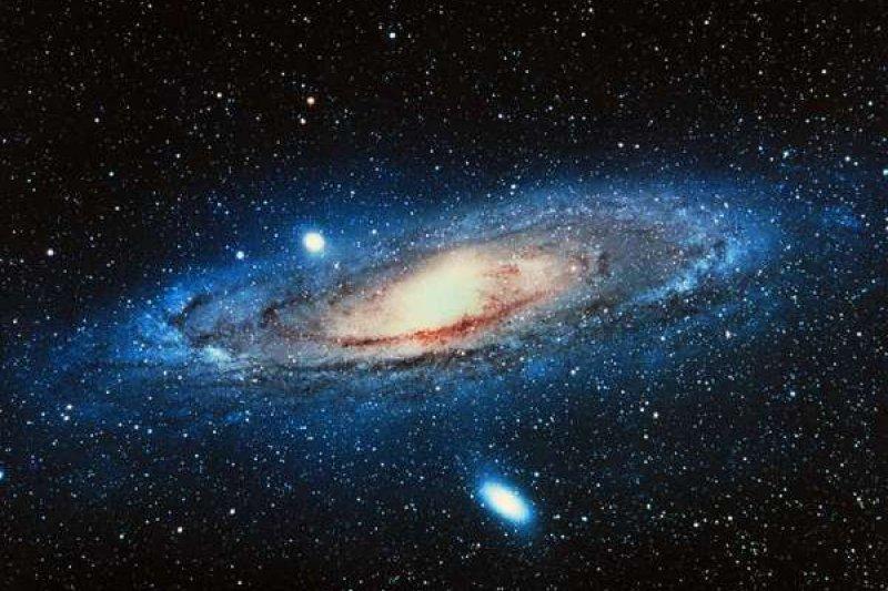 美國最新研究結果指出,銀河系約一半物質來自其他星系(新華社)