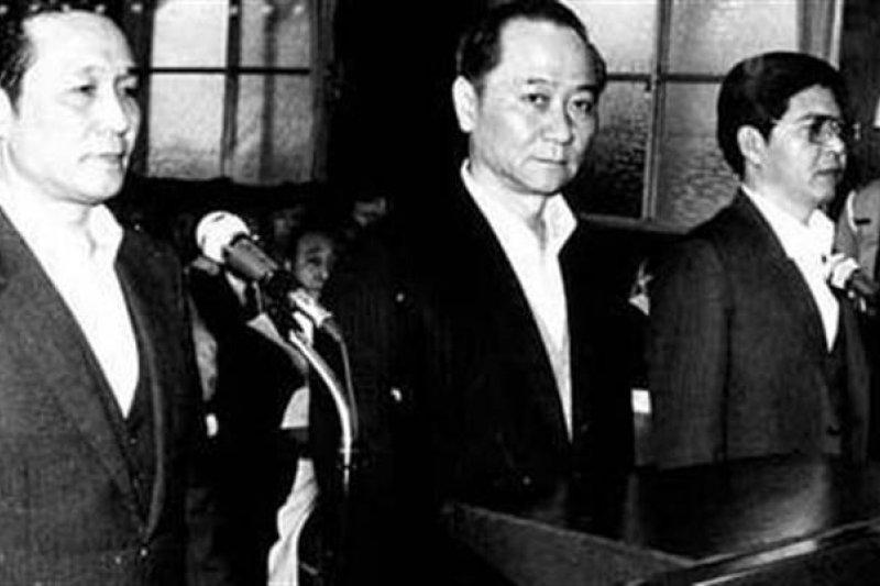江南命案給國民黨當局以很大打擊,也使蔣經國不得不放棄傳位給兒子。(圖取自搜狗百科)