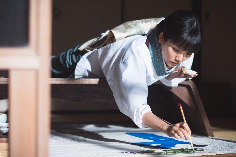 台灣第一位女畫家陳進(圖/紫色大稻埕粉絲專頁)