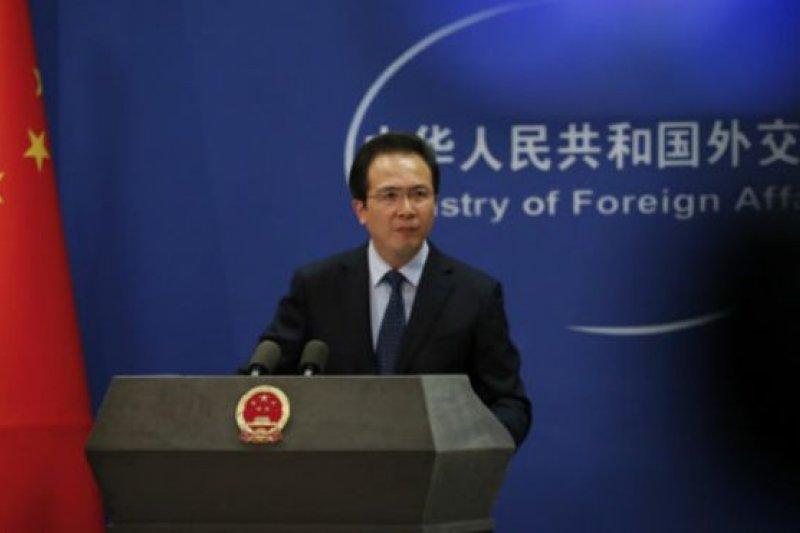 洪磊形容聯合國的批評是「偏見」和「不實指責」。(BBC中文網)