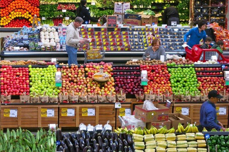 法國超市有許多隱藏好物等你發現。(圖/Dean Hochman@flickr)