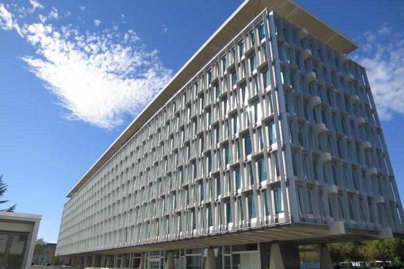 世界衛生組織(WHO)日內瓦總部(維基百科)