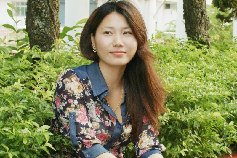 她在台灣遇見初戀,也實現了兒時夢想(圖/取自神戲@facebook)