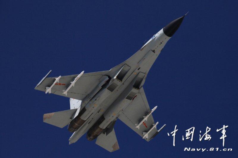 殲-11。