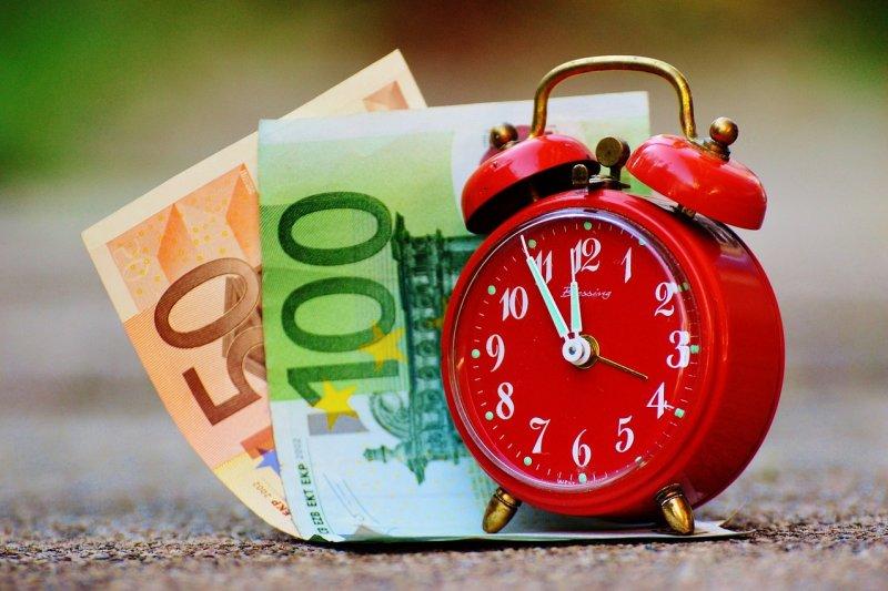 投資如果能夠在最佳時間進場出場,將會是荷包滿滿的最大贏家!(圖/Alexas_Fotos@pixabay)