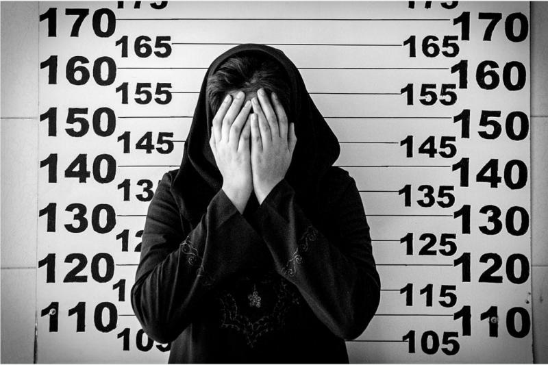 這些少女看不見未來,她們的生命還來不及盛放就被一紙死刑判決無情終結。(圖/amnestynl@instagram)