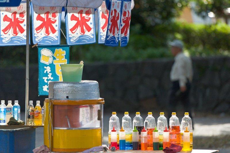 在盛夏季節造訪日本,不妨好好感受!(圖/PROThomas@flickr)