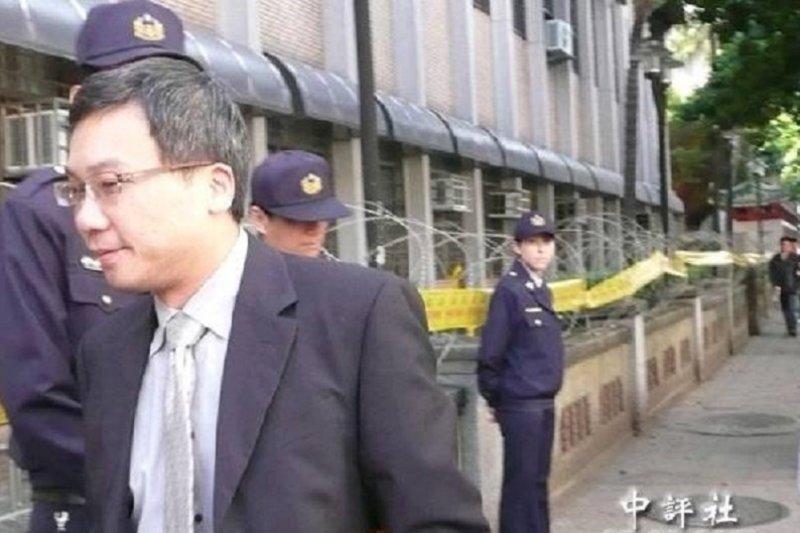 馬永成為國務機要費出庭,二十分鐘告白感嘆法庭對他和林德訓不公平。(中評社資料照)