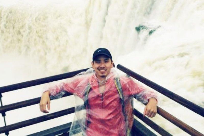 苗啟誠在阿根廷土生土長 初次台灣旅行讓他獲得意外工作邀約