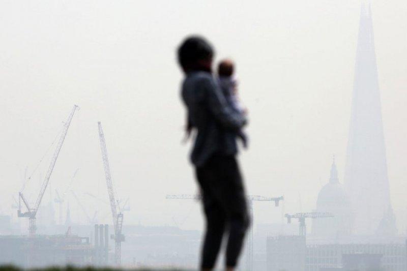每年因空汙喪生的全球人口數為300萬。(取自推特)