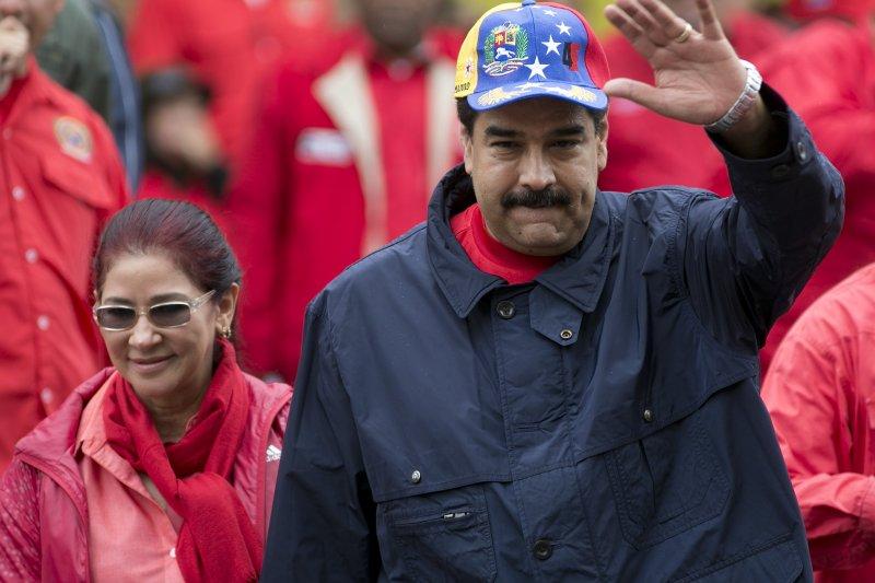 委內瑞拉總統馬杜洛13日宣佈全國進入60天緊急狀態。(美聯社)