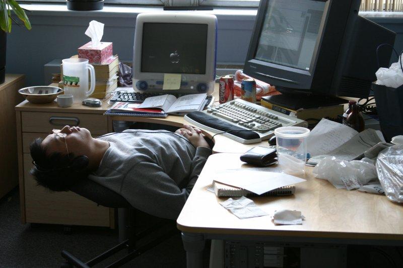為什麼準時下班很困難?做到這四件事,你就不用再加班了!(圖/Simon Law@flickr)
