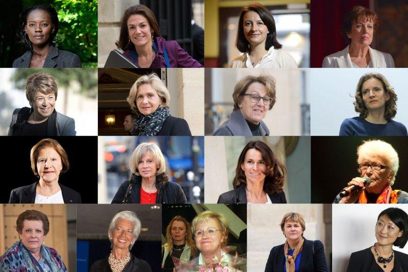 法國17位前任女閣員挺身而出,對政治圈性騷擾、性別歧視說不。(取自網路)