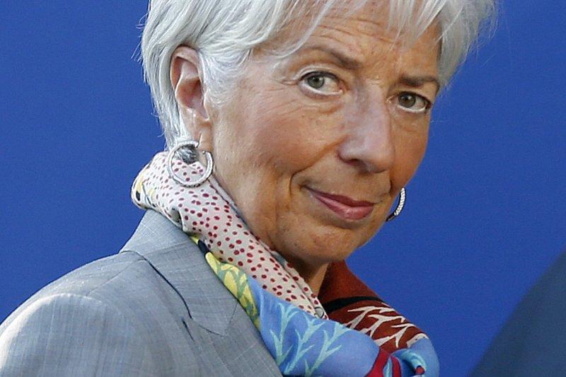 法國前財政部長、現任國際貨幣基金組織(IMF)總裁拉加德(Christine Lagarde)(美聯社)