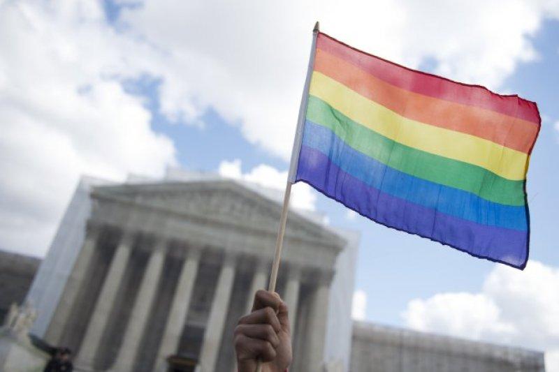 美國眾議院日前通過年度國防預算,內容有歧視LGBT社群疑慮,民主黨將修改法案送交表決,卻被共和黨「搓掉」。(取自網路)