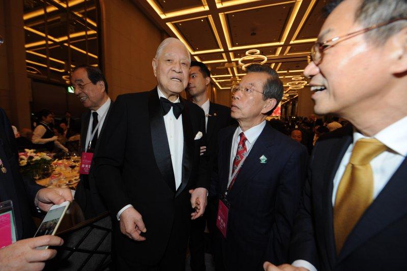 李登輝總統的日本情結深深影響台灣。(圖為李登輝出席國宴,台北市攝影記者聯誼會提供)