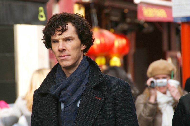 英國演員班奈狄克康柏拜區(Benedict Cumberbatch)(Creative Common)