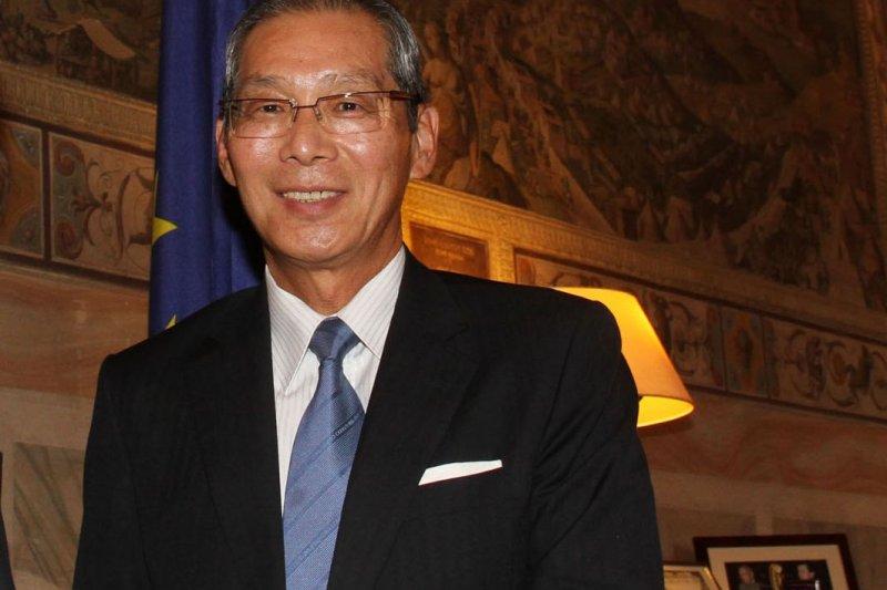 新任駐美代表高碩泰。(取自駐義大利代表處網站)