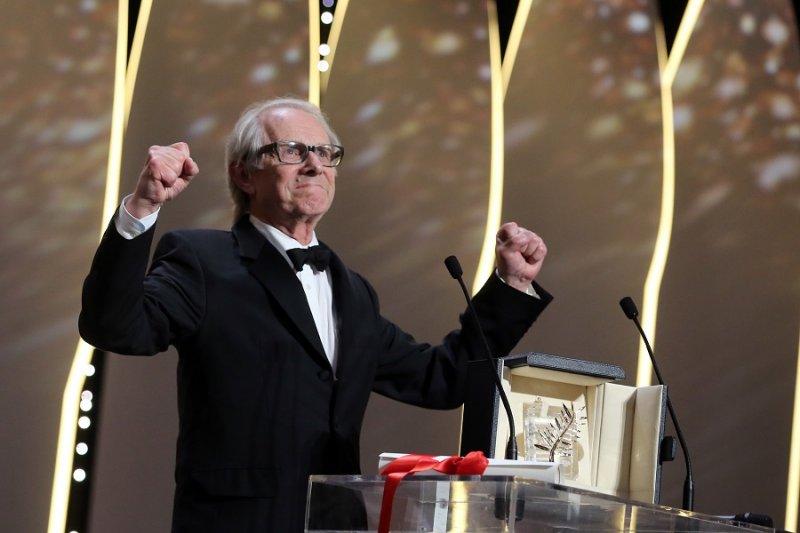 獲金棕櫚獎的《我是布萊克》導演肯洛區(美聯社)